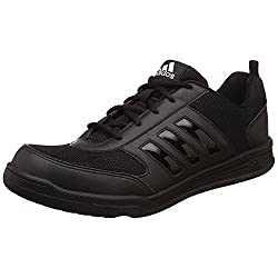 Adidas Mens Casual Black Laces Shoe (Shoe Size-11 / India)