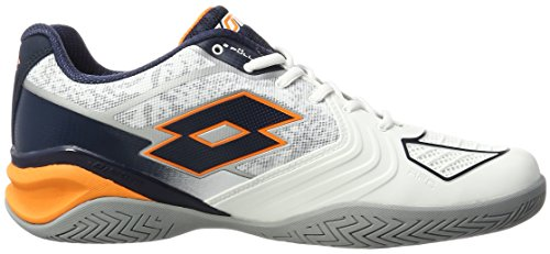 Lotto Sport Stratosphere Ii Spd, Chaussures de Tennis Homme Blanc (Wht/blu Avi)