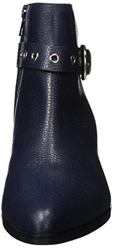 Laurèlstiefelette - Bottes Plates Non Rembourrées Bleues (blau (navy300))