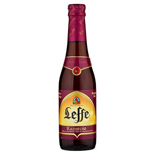 Birra Leffe Radieuse (rossa) bottiglia cl.33