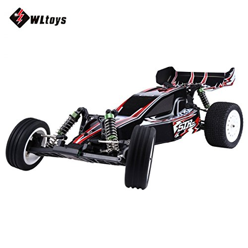 Coche Teledirigido Buggy FUN Race L3031: 102WD WL de Toys hasta