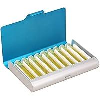 Homöopathie Taschenapotheke 9er Alu blau-silber (mit Braunglasröhrchen) preisvergleich bei billige-tabletten.eu