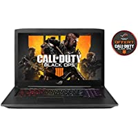 "Asus ROG SCAR-GL703GM-EE093T PC Portable Gaming  17"" FHD (Intel Core i7, Disque Dur 1 To + SSD 256 Go, 8 Go de RAM, Nvidia GeForce GTX 1060 6G, Windows 10) Clavier AZERTY Français"