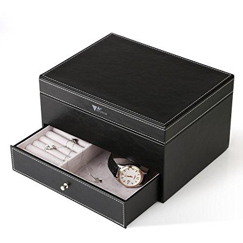 Zoom IMG-2 amzdeal scatola per orologgi a