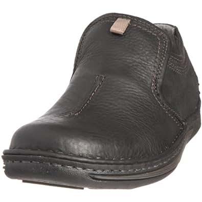 Dr Martens Men's Kansas Slip-On Black 12930002 12 UK