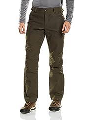 HART Burgoa T - Pantalón de caza para hombre, color verde, talla 44