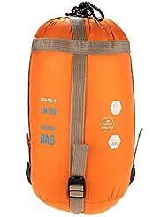 Lixada 700g Sac de couchage couverture pour camping randonné ultra-léger, compact et portable en forme d'envelope