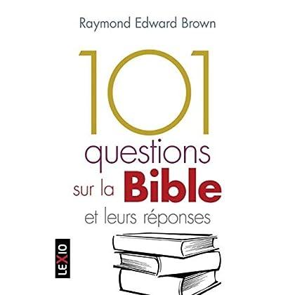 101 questions sur la Bible et leurs réponses