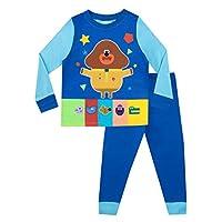 Hey Duggee Boys Pyjamas Blue Age 3 to 4 Years