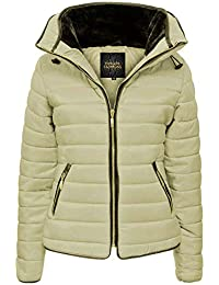290486eaefe7 Amazon.co.uk  Beige - Coats   Jackets   Women  Clothing