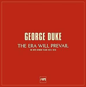 The Era Will Prevail [VINYL]