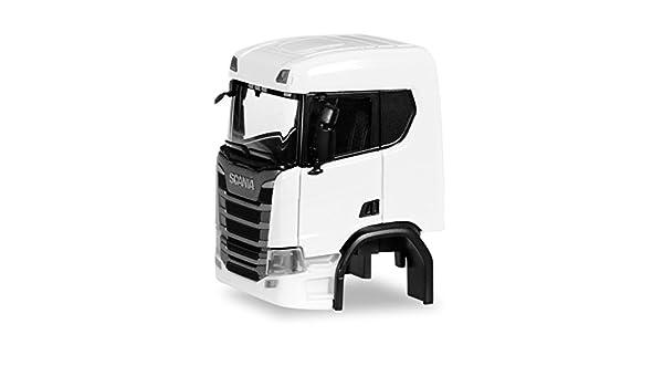 Herpa 084673 Fahrerhaus Scania CS HD o Windleitblech und Chassisverkleidung NEU