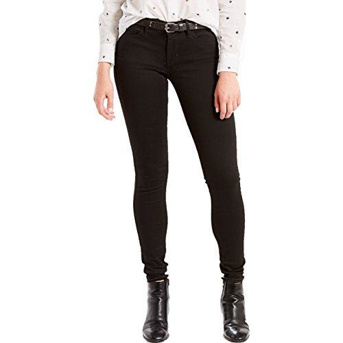 Levi's® Damen Jeans 710 Super Skinny Fit Black