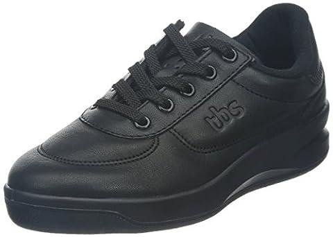 TBS Brandy, Chaussures Multisport Outdoor femme, Noir (5734 Noir/Col/Noir), 39 EU