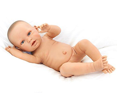 Doro Doll Babypuppe 50 cm Real Girl - Anatomisch korrekt