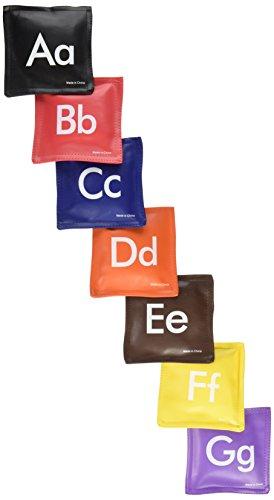 ch Alphabet Bean Bag Set ()