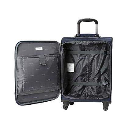 41g1eW9qe6L. SS416  - Calvin Klein  Trolley para portátiles, 48 cm, 39 L, Morado