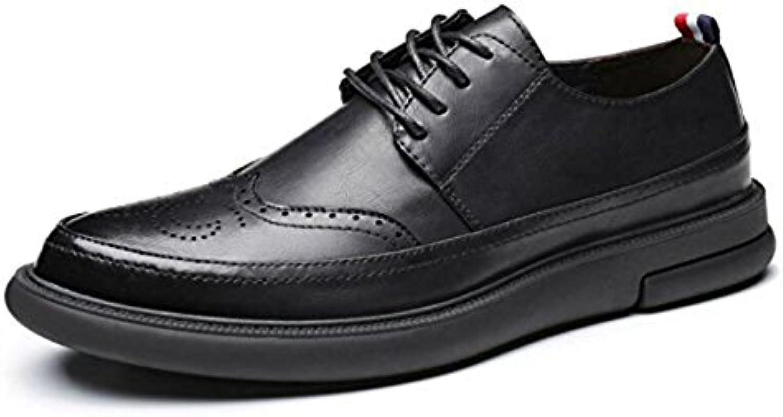 Koyi Zapatos Nuevos para Hombres Zapatos Casuales De Moda Resistentes Al Desgaste Zapatos Antideslizantes Tallados...