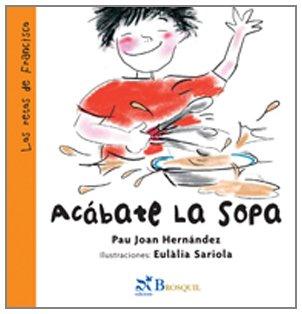 Acabate LA Sopa Cover Image