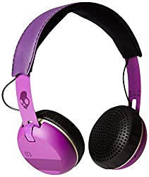 Skullcandy Grind Headphone with Mic (ILL Famed Purple)