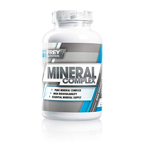 Frey Nutrition Mineral Complex, 1er Pack 93,6g