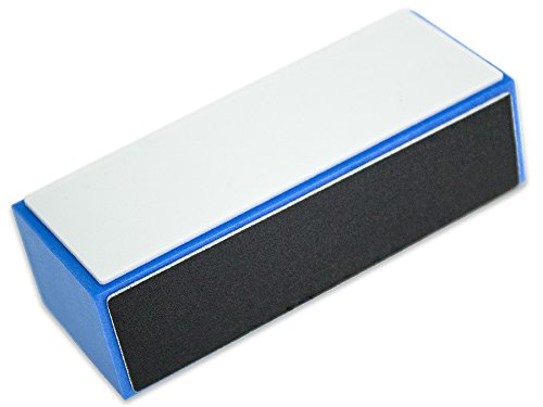 Polierblock blau