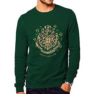 HARRY POTTER Happy Hogwarts Sudadera para Hombre