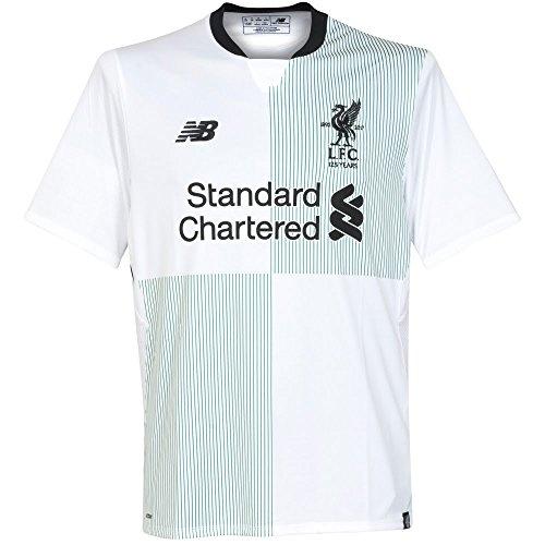 New Balance - FC Liverpool Away - Equipaciã³n de Clubes - White