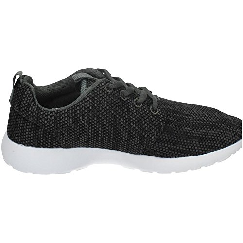 Paredes, Scarpe indoor multisport donna Nero