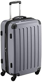 HAUPTSTADTKOFFER - Alex - Luggage Suitcase Hardside Spinner Trolley 4 Wheel Expandable, 65cm, silver (B004ILAYAI) | Amazon price tracker / tracking, Amazon price history charts, Amazon price watches, Amazon price drop alerts