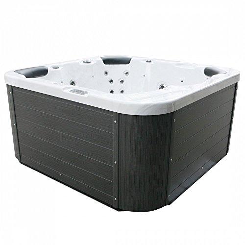 Idromassaggio da esterno - spa - vasca idromassaggio riscaldata - 40 getti - sanremo