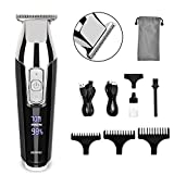 RENPHO Clippers for Men Professional Cordless Hair Clippers Beard Trimmer Hair Cutting Kit