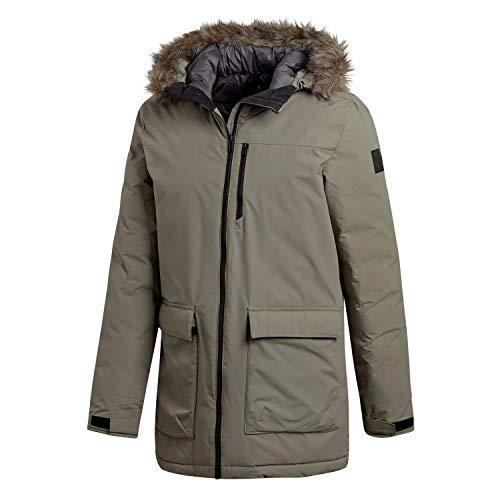 Adidas Xploric Parka Sweatshirt, Herren, Cargo Jacke, M -