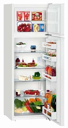 Liebherr CTP 2921 Comfort Autonome Blanc 220L 52L A++ - réfrigérateurs-congélateurs (Autonome, Placé en haut, A++, Blanc, SN-T, LED)