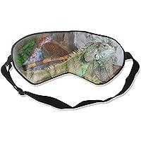 Iguana-Augenmaske für Reisen, Nickerchen und Meditation preisvergleich bei billige-tabletten.eu