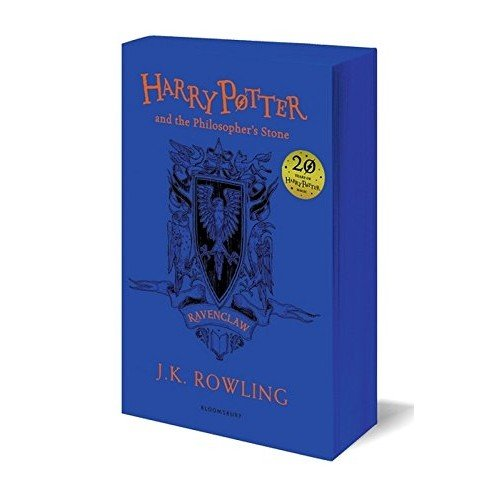 Harry Potter and the Philosopher's Stone - Ravenclaw Edition par J.K. Rowling