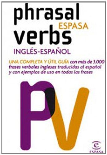 Portada del libro Phrasal verbs