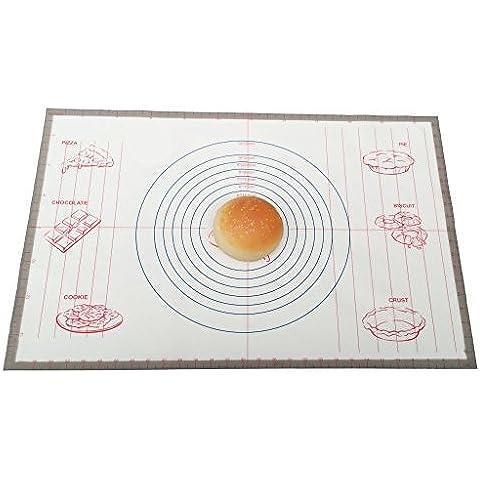 ibeet grande tappetino da forno antiaderente in silicone completo lenzuolo–Cucina