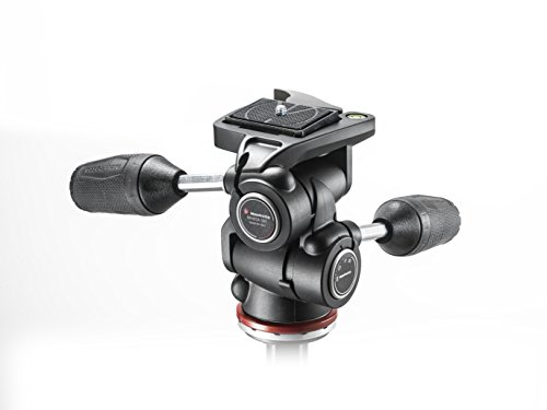 Manfrotto 200PL Light - Rótula con Zapata (3W 804 MK II)