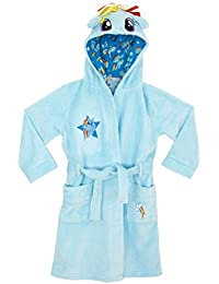 My Little Pony Girls Dressing Gown Ages 3 To 10 Years