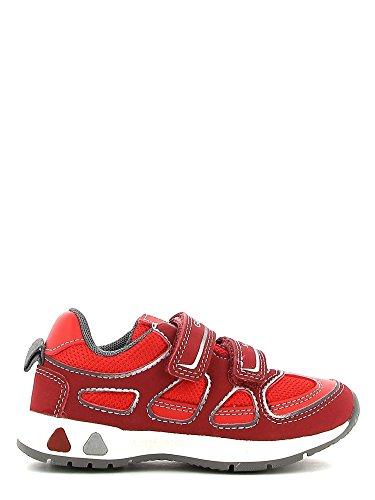 Calzature sportive bambino, colore Rosso , marca GEOX, modello Calzature Sportive Bambino GEOX B TEPPEI Rosso Rosso