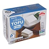 Sizepack of 1 morinu firm tofu is an excellent source of soya protein lowfat hearthealthy vegetable protein for entrÃes desserts great alternative to eggs and dairy no preservativesnondairygluten nongmo soybeans