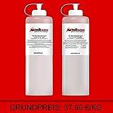 TFC Silikon Kautschuk Typ 13 transluzent Shore 00 1kg 1:1 super weich soft