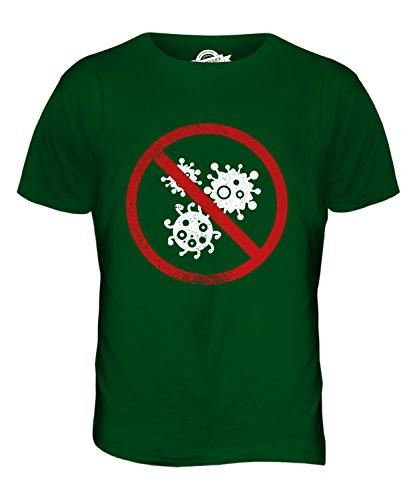 CandyMix Mysophobie Herren T Shirt Flaschengrün