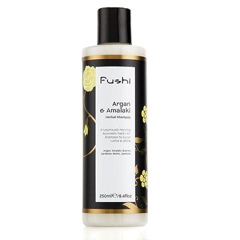Fushi Argan & Amalaki Shampoo 250ml Reviving and nourishing all hair types