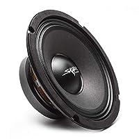 مكبر صوت من Skar Audio FSX8-8 8 بوصة 350 واط 8 أوم برو مكبر صوت وسطى