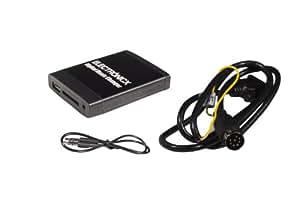 USB MP3 AUX SD CD Adapter Wechsler VOL HU