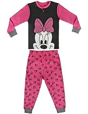 Minnie Mouse - Pigiama a maniche lunghe per ragazze (2-7 ans)