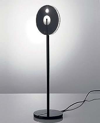 Artemide itis lampada tavolo led nero illuminazione - Amazon lampade da tavolo ...
