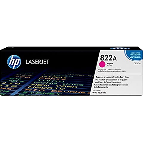 HP C8563A - Tambor de imágenes LaserJet HP 822A  magenta